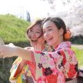 【春】舞遊の館の着物観光動画を作成しました!